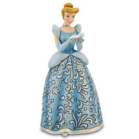 Disney Princess Sonata Cinderella Figurine by Jim Shore | Disney Store