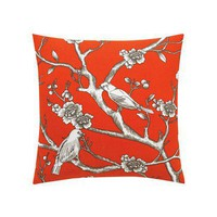 Dwell Studio Vintage Blossom Pillow - Bedding