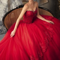 Mori Lee 1925 Dress - MissesDressy.com
