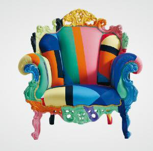 Proust, mendini, cappellini | DeTnk Chair