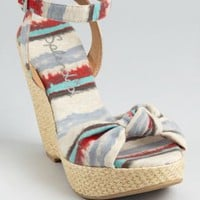Splendid Wedges - Lustful Raffia - Wedges  Espadrilles - Bloomingdale's