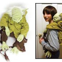 Star Wars Backpack Buddy - Yoda