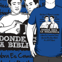 &quot;La Biblioteca | Community&quot; T-Shirts &amp; Hoodies by Tom Trager | RedBubble