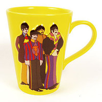 PLASTICLAND - Beatles Yellow Submarine Ceramic Mug