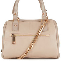 Medium Flat Chain Bowling Bag - Bags &amp; Wallets  - Bags &amp; Accessories