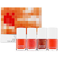 SEPHORA PANTONE COLOR OF THE YEAR NAIL ENAMEL SET