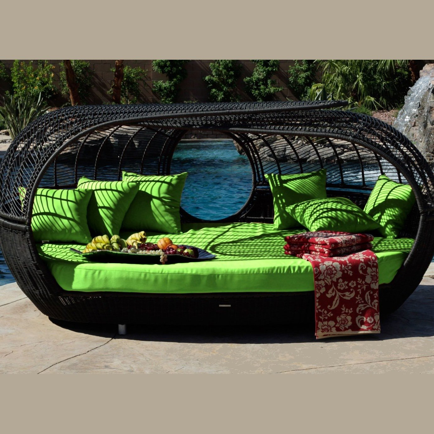 Patio furniture handcrafted outdoor from amazon Better homes and gardens patio furniture