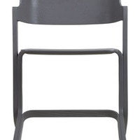 smukke stackable chair - grey - ABC Carpet & Home