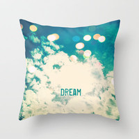 Dream Throw Pillow by InstaCases | Society6