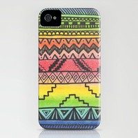 Tribal #3 iPhone Case by haleyivers | Society6