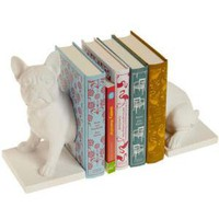 Canine Companion Bookends in French Bulldog | Mod Retro Vintage Decor Accessories | ModCloth.com