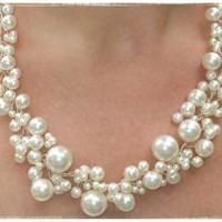 Pearly Girly Necklace- The original