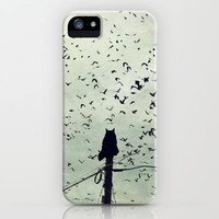 The Dreamer iPhone Case by Belle13 | Society6