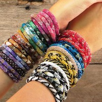Lily and Laura Bracelets |  Nepal Bracelets | Fair Trade Bracelets | Come Together Trading