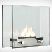 Portable Indoor / Outdoor Fireplace