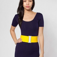 American Apparel - Wide Elastic Clasp Belt