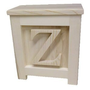 Amazon.com: Wooden Block Step Stool - Made to Order Unpainted: Home & Kitchen