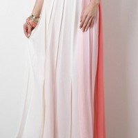 Lovely Dew Maxi Skirt