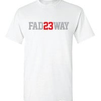 Freshletes  MJ Fadeaway Tee - White