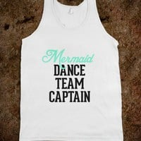 Mermaid Dance Team Captain - Awesome fun #$!!*& - Skreened T-shirts, Organic Shirts, Hoodies, Kids Tees, Baby One-Pieces and Tote Bags