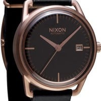 Nixon Mellor Automatic Rose Gold watch - Cool Watches from Watchismo
