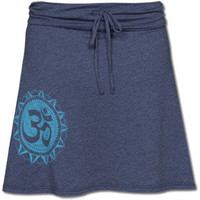 NEW! Om Yoga Skirt: Soul-Flower Online Store