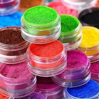 Shany Mineral Eye sparkle - Eyeshadow - Stack of 40 Favorite colors