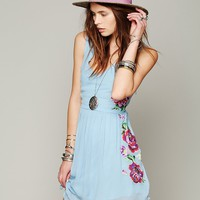 Free People Falling Flowers Dress