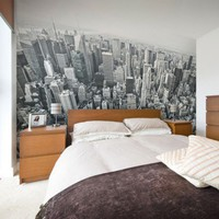 New York II Wall Mural by Robert Harrison from Wallpaper Republic | Made By Wallpaper Republic | £370.00 | Bouf