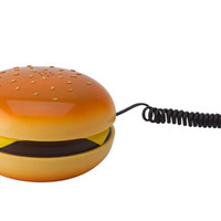 Hamburger Phone from I Love Retro | Made By  | £29.95 | Bouf