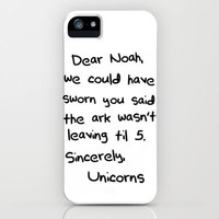 Sincerely, The Unicorns Free Shipping by Caleb Troy | Society6