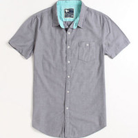 Modern Amusement Brad Chambray Short Sleeve Woven Shirt at PacSun.com