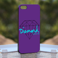 Diamond Supply Co  - Design available for iPhone 4 / 4S and iPhone 5 Case - black, white and clear cases