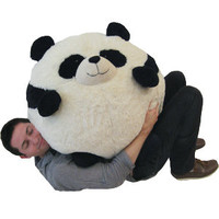 Massive Panda Bean Bag - squishable.com