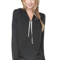 Brandy ♥ Melville |  Bettina Hoodie - Just In