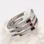 WJS Wholesale The strong soul silver stainless steel ring | SKU : WJS7185 - Wholesale Price $3.37