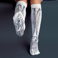 $14.95 Bones Socks (Black) - Amazon.com