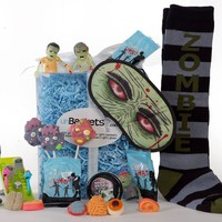 The unDead UnBasket: Zombie Gift Basket - Whimsical &amp; Unique Gift Ideas for the Coolest Gift Givers