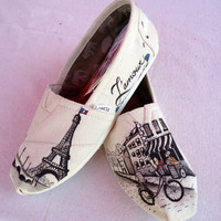 Paris Themed TOMS