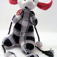 White Plaid Imp from Impistry