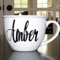 Hand painted Personalized Mugs