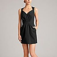 Lexann Full-Skirt Dress | GUESS by Marciano