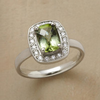 TOURMALINE ISLE RING