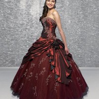 Ball Gown Sweetheart Quinceanera Dress [235446] - $179.00 : dressnl.com, Prom Dresses Holland online shop