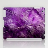 LIGHT AS FEATHERS iPad Case by catspaws | Society6