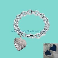 Find The Last Cheap Tiffany & Co Notes Heart Tag Bracelet In Tiffanybluejewelry.com