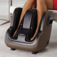 OSIM uSqueez App-Controlled Foot &amp; Calf Massager