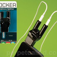 ROCKER HEADPHONE SPLITTER