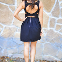 RESTOCK: Your Favorite Little Dress: Black | Hope's