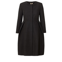 Orla Kiely - Solid Ottoman Coat